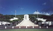 The Memorial Cemetery of the Pacific