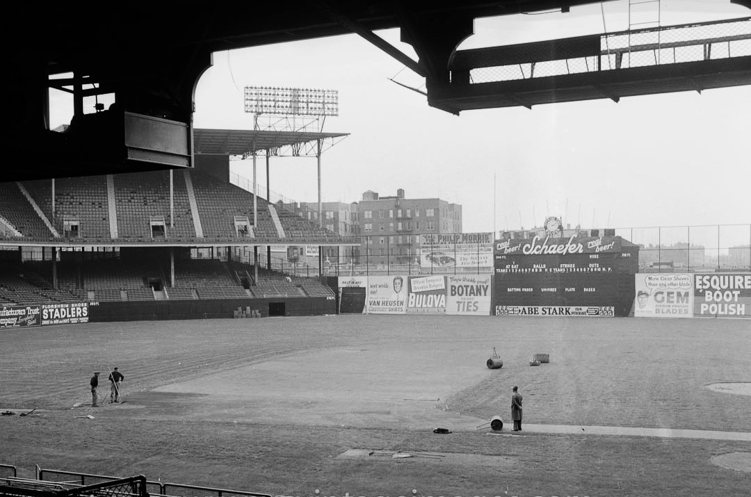 Ebbets Field - Brooklyn