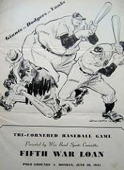 Tri-corner-baseball